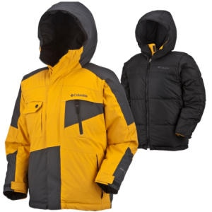 Columbia Extreme Rider Jacket - Boys