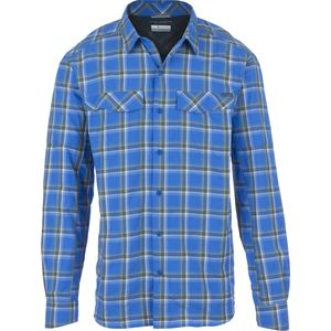 Columbia Silver Ridge Plaid Shirt - Long-Sleeve - Men's