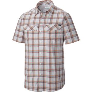 Columbia Silver Ridge Multi Plaid Shirt - Short-Sleeve - Men's
