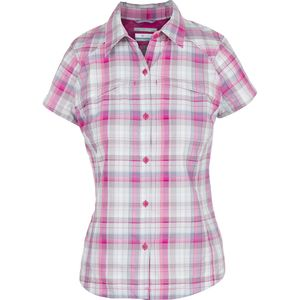 Columbia Silver Ridge Multi Plaid Shirt - Short-Sleeve - Women's