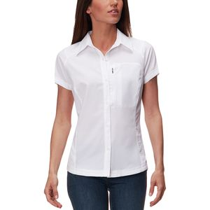 Columbia Silver Ridge Shirt - Short-Sleeve - Women's