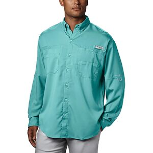 Columbia Tamiami II Button-Down Shirt - Long-Sleeve - Men's