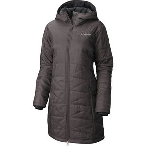 Columbia Mighty Lite Hooded Insulated Jacket - Women's