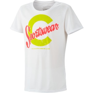 Columbia Farewell City II Graphic T-Shirt - Short-Sleeve - Girls'