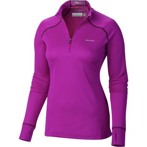Columbia Base Layer Heavyweight 1/2 Zip-Top - Women's