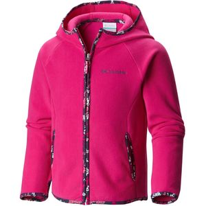 Columbia Fast Trek Hooded Fleece Jacket - Toddler Girls'