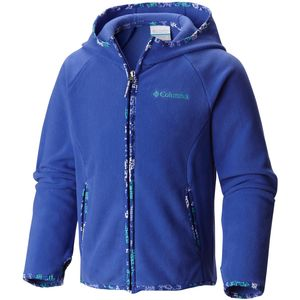 Columbia Fast Trek Fleece Hooded Jacket - Infant Girls'