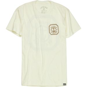 Captain Fin Stamped Slim T-Shirt - Short-Sleeve - Men's