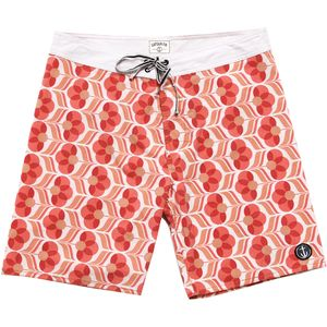 Captain Fin That '70s Board Short - Men's