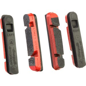 Campagnolo Carbon Brake Pad - 4-Pack