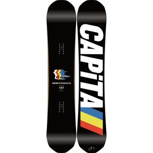 Capita Super Macho Snowboard - Wide