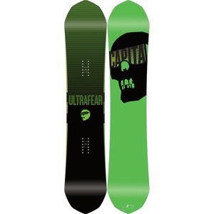 UltraFear Snowboard - Wide