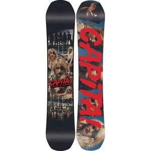 Defenders of Awesome FK Snowboard