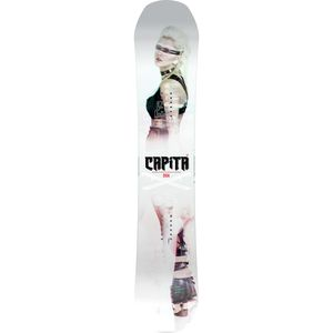 Capita Capita Defenders of Awesome Snowboard with Union Force Bindings