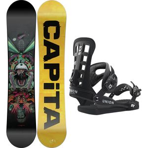 Capita Thunderstick x Union ST Snowboard Package
