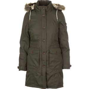 Ilkley Insulated Parka - Women's