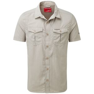 Craghoppers NosiLife Adventure Shirt - Short-Sleeve - Men's