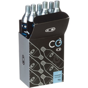 Crank Brothers CO2 Sterling Refill - 6-Pack