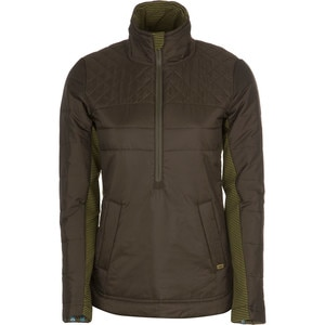 Carve Designs Point Reyes Insulated Pullover - Women's