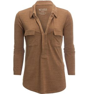 Carve Designs Bodega Pullover Shirt - Long-Sleeve - Women's
