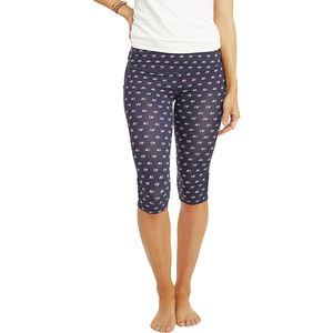 Carve Designs Hampton Capri Legging - Women's