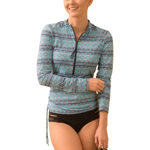 Carve Designs Backcountry Exclusive - Cruz Rashguard - Women's
