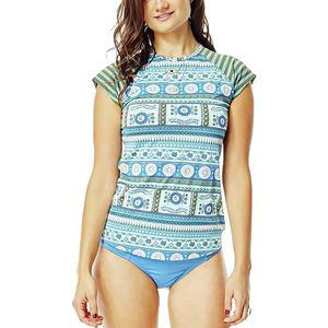Carve Designs Belles Beach Rashguard - Women's