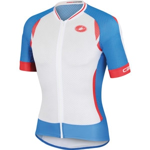 Castelli Climber's 2.0 Full-Zip Jersey - Short-Sleeve - Men's