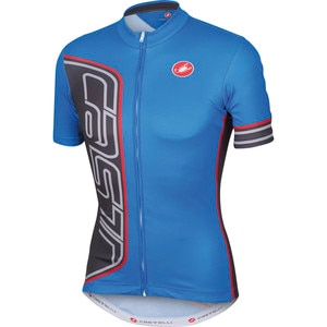 Castelli Formula Full-Zip Jersey - Short-Sleeve - Men's