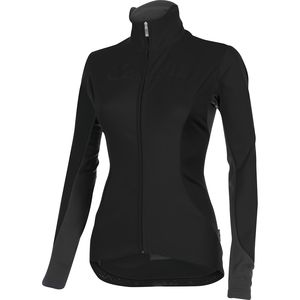Castelli Trasparente 2 Full-Zip Jersey - Long Sleeve - Women's