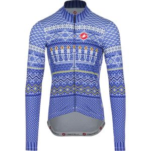 Castelli Hanukkah Sweater Jersey - Long-Sleeve - Men's