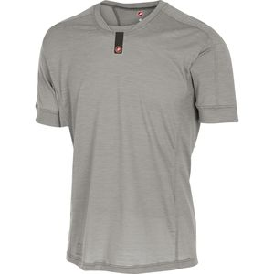 Castelli Procaccini Wool Short-Sleeve Baselayer - Men's