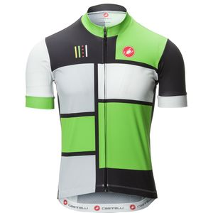 Castelli Sprinter Short-Sleeve Jersey 3.0 - Men's