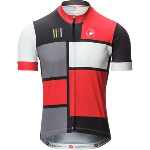 Castelli Aggressor Short-Sleeve Jersey 3.0 - Men's