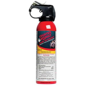 Counter Assault Bear Deterrent Spray with Belt Holster - 8.1oz