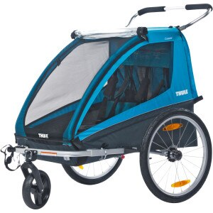 Coaster with Bicycle Trailer Kit & Stroller Kit