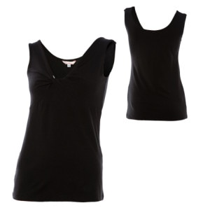 Contourwear Twist Tank Top - Womens