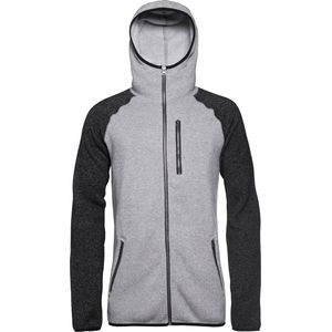 CLWR Knit Fleece Hooded Jacket - Men's