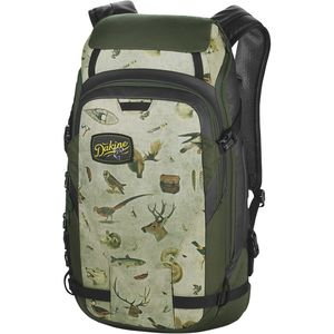 DAKINE Jason Robinson Team Heli Pro DLX 24L Backpack