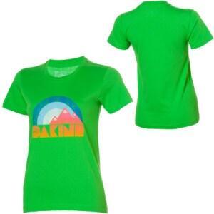 DAKINE Happy Mountain T-Shirt - Short-Sleeve - Womens