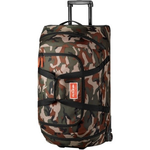 DAKINE Wheeled Duffel Bag - Small - 3500cu