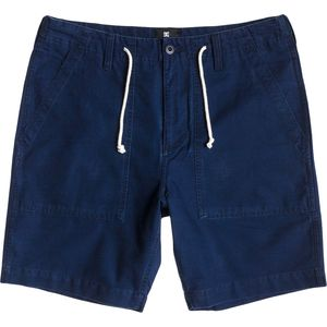 DC Fatigue Canvas Straight Short - Men's