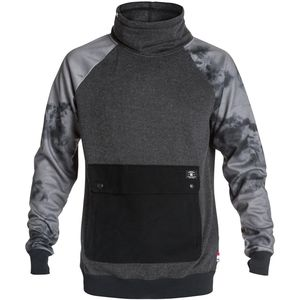 DC Cloak Fleece Pullover Jacket - Men's