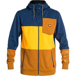 DC Defy Fleece Full-Zip Hoodie - Men's
