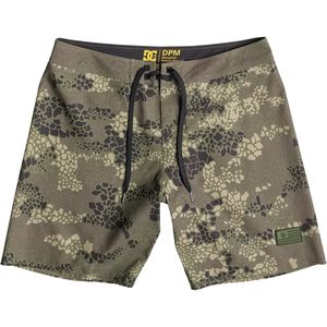 DC Tars 18 Camo Board Short - Men's