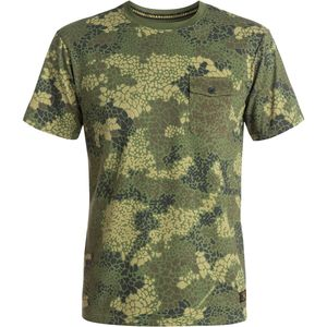 DC Lawndale Camo Crew - Short -Sleeve - Men's