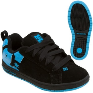 DC Court Graffik Skate Shoe - Kids