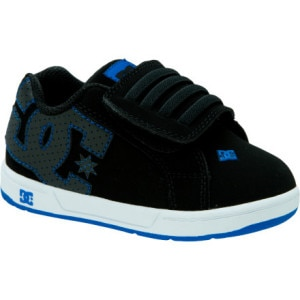 DC Court Graffik Velcro 2 Skate Shoe - Toddler