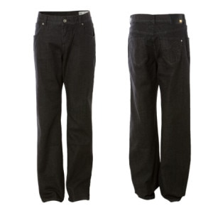 DC Loose Stretch Rinse Denim Pant - Boys
