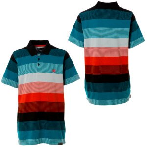 DC Patterson Polo Shirt - Little Boys
